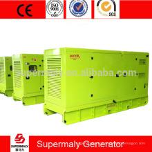 Groupe de générateur de gaz naturel silencieux 40kw avec échangeur de chaleur