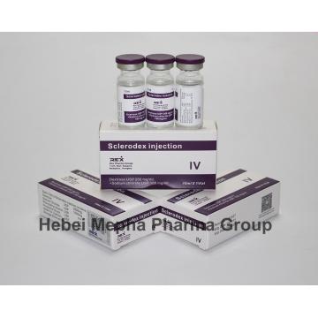 Sclerodex Injecção para Tratamento de Varizes e Dextrose USP e Cloreto de Sódio USP