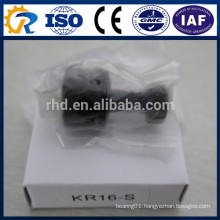 Stud type track roller bearing KR 16 cam followers bearing KR16 KR16-S KR16 PP