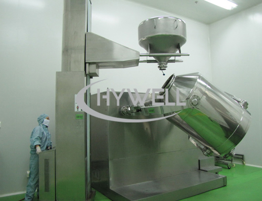 Particulate Materials Mixer