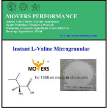 L-Valine microgranulaire instantanée / acide aminé DC grade