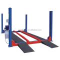4 post hydraulic car lift for sale,lifting equipment