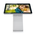 1080p full hd media center 42 inch touch screen monitor kiosk indoor advertising screen