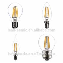 120degree, Chine fabricant fournisseur, intérieur, rond, nouvelle arrivée haute qualité 3w flicker flamme e14 led lumière ampoules edison