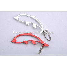 Promotional hammer shape bottle opener metal key ring