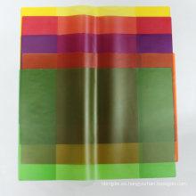 45/60 cm de ancho en rollo de cubierta de libro de PVC