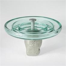 Aislador de suspensión de vidrio de alto voltaje (LXP-100)