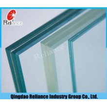Laminated Glass with Thickness 6.38-12.38mm Used for Buiding
