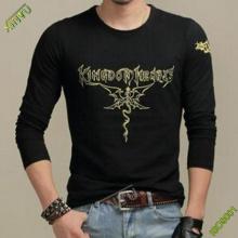 Fabrik-Soem-kundenspezifische gedruckte Baumwollmann-T-Shirts