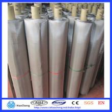 Treillis métallique pur de N6 N8 300 mailles pour le criblage de la filtration liquide de gaz