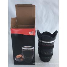 Tasse de café de lentille de caméra (CL1C-E208)