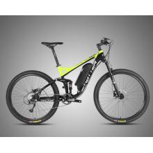 Electric Mountain Bike with Hydraulic Brake