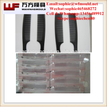 plastic hair comb mould made in China/OEM Custom plastic hair comb mould making