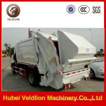 Isuzu 4X2 5m3 Garbage Compactor Truck
