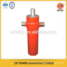 multi-stage telescopic sleeve cylinders for dumper