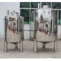 Suministro de China del precio del tanque de agua del acero inoxidable 5000liter