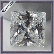 New Fashion Princess Cut Loose CZ Gemstone Stone Jewelry Beads