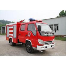 Pequeños bomberos Mini Forland incendio rescate camiones exportación Uganda