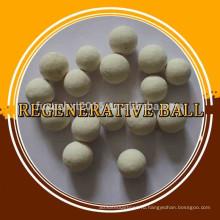 Теплоаккумулирующие керамические шарики/регенеративной мяч используется в огнеупорной