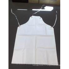 Масляный фартук из ПВХ, резиновый фартук, с возможностью только продажи ткани и аксессуаров