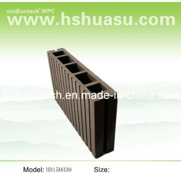 Cubierta de HDPE WPC (150H30)