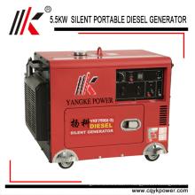 Portable Silent Diesel 7 kva 7.5 kva Générateur alternateur prix liste