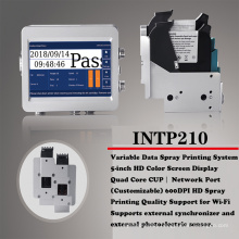 INCODE 600 DPI Online Coding Inkjet TIJ Printer