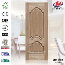 JHK-M02 Декоративные тисненые две панели 3,5 мм дверная панель Europen OAK