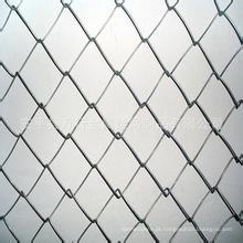 Cerca de malha de arame (ligação de corrente) Galvanizado com molho quente