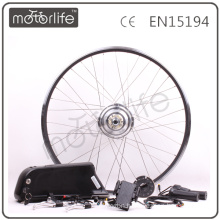 MOTORLIFE CE ROHS pass 1000w motor ebike conversion kits,electric bicycle conversion kit,hot seller e-bike kit