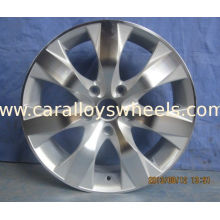 Auto Chromed 16 Inch Alloy Wheels With16x6.5 Size And 5 Hole For Honda