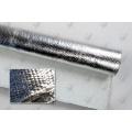 Feuerfeste Aluminiumfolie beschichtete Fiberglasgewebe