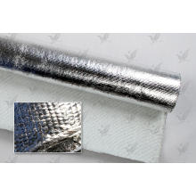 Fireproof Aluminum Foil Coated Fiberglass Fabric