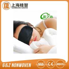 Black bamboo charcaol fiber nonwoven eye patch sheet