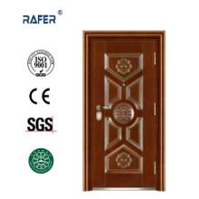 Nouvelle porte en acier design (RA-S115)
