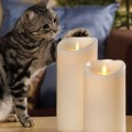 flickering electric sompex flame led candles for home decoration
