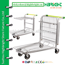 steel tool cart,hand tool carts for hotel,hand push cart for warehouse