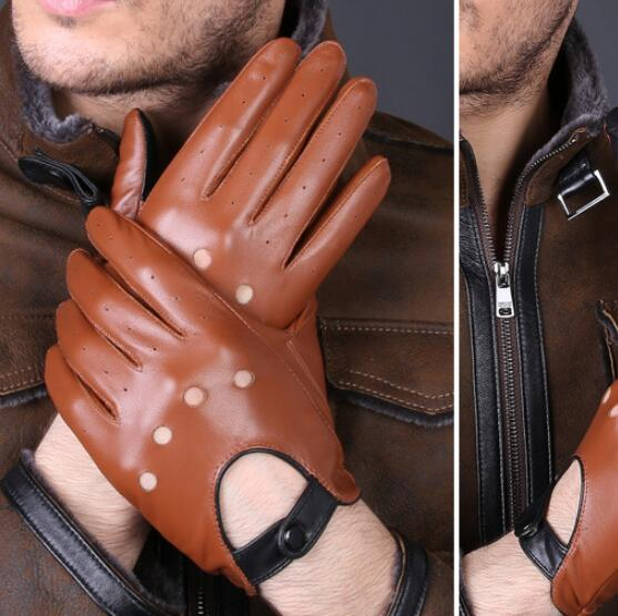 gentleman leather gloves