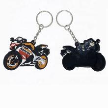 Custom Soft PVC Keychains Key Chain Soft Rubber Keyring