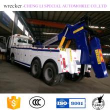 40tons Crane Towing Wrecker Truck