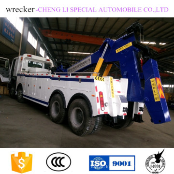40tons Crane Towing Wrecker Truck