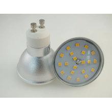 GU10 120degree 450lm 5W 2835 SMD LED Birnen-Licht