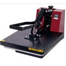 Máquina de prensa manual de la camiseta de calor