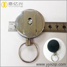Custom Metall einziehbare Zugrolle für Abzeichen