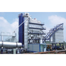 LB Series Fixed Intermittent Mandatory Asphalt mix plant