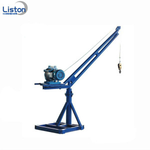 Top Quality Outdoor Mini Lifting Portable Crane