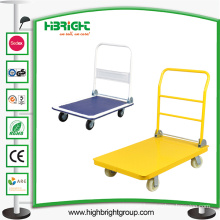 Logistics Carry Hand Shopping Cart for Warehouse
