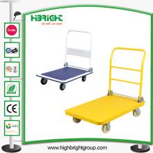 Logística Carry Hand carrinho de compras para armazém