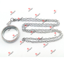 High Quality Stainless Steel Locket Chain Sets Christmas Gifts (LCC60104)