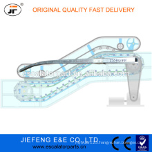 JFKone Pallet/Step Track, Upper Curve R/H,DEE3706552